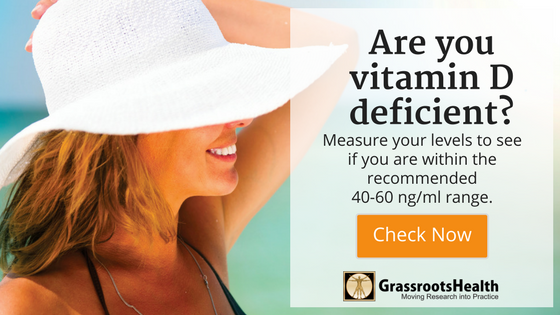 Are you vitamin D deficient- Woman in sunhat