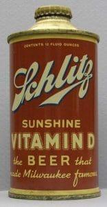 vitamin D beer