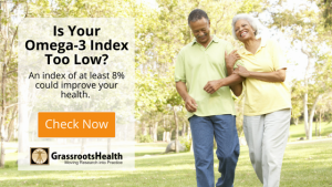 Omega-3 Index GrassrootsHealth