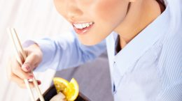 http://www.dreamstime.com/stock-images-beautiful-young-woman-eating-sushi-shallow-depth-field-focus-eyes-image36460914