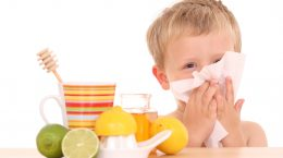 kid for cold and flu